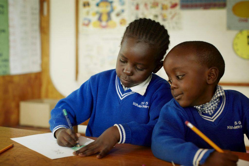 SOS børnebyerne - CSR politik